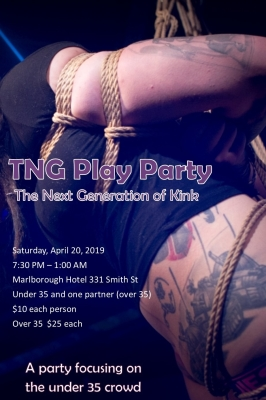 TNG PLAY PARTY!